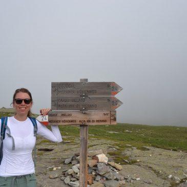 Hiken: de Alta Via di Merano / Meraner Höhenweg