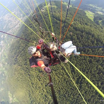 Video: paragliden in Zuid-Tirol
