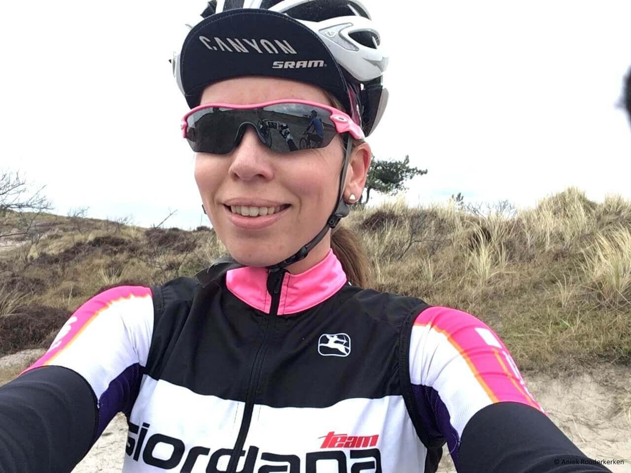 Mountainbiken in de Schoorlse Duinen
