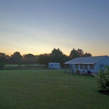 Kamperen in Friesland, voor als je rust en ruimte zoekt