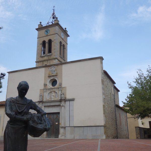 Kerk in Bescanó