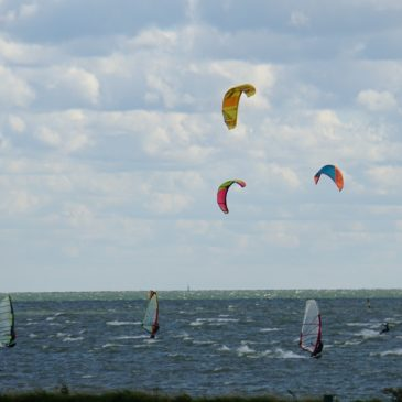Kitesurfen in Medemblik