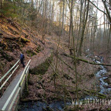 Vier dagen wandelen in Hessen