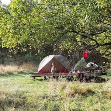 Wildkamperen langs de Eifelsteig; een super tof micro-avontuur