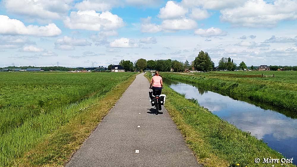 Rondje Spakenburg vanuit Amersfoort