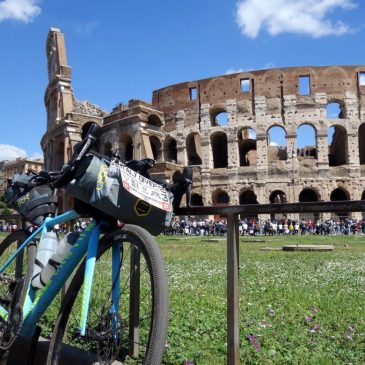 Italy Divide: unsupported bikepacken door Italië