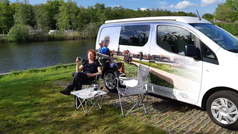 e-camper Overijssel