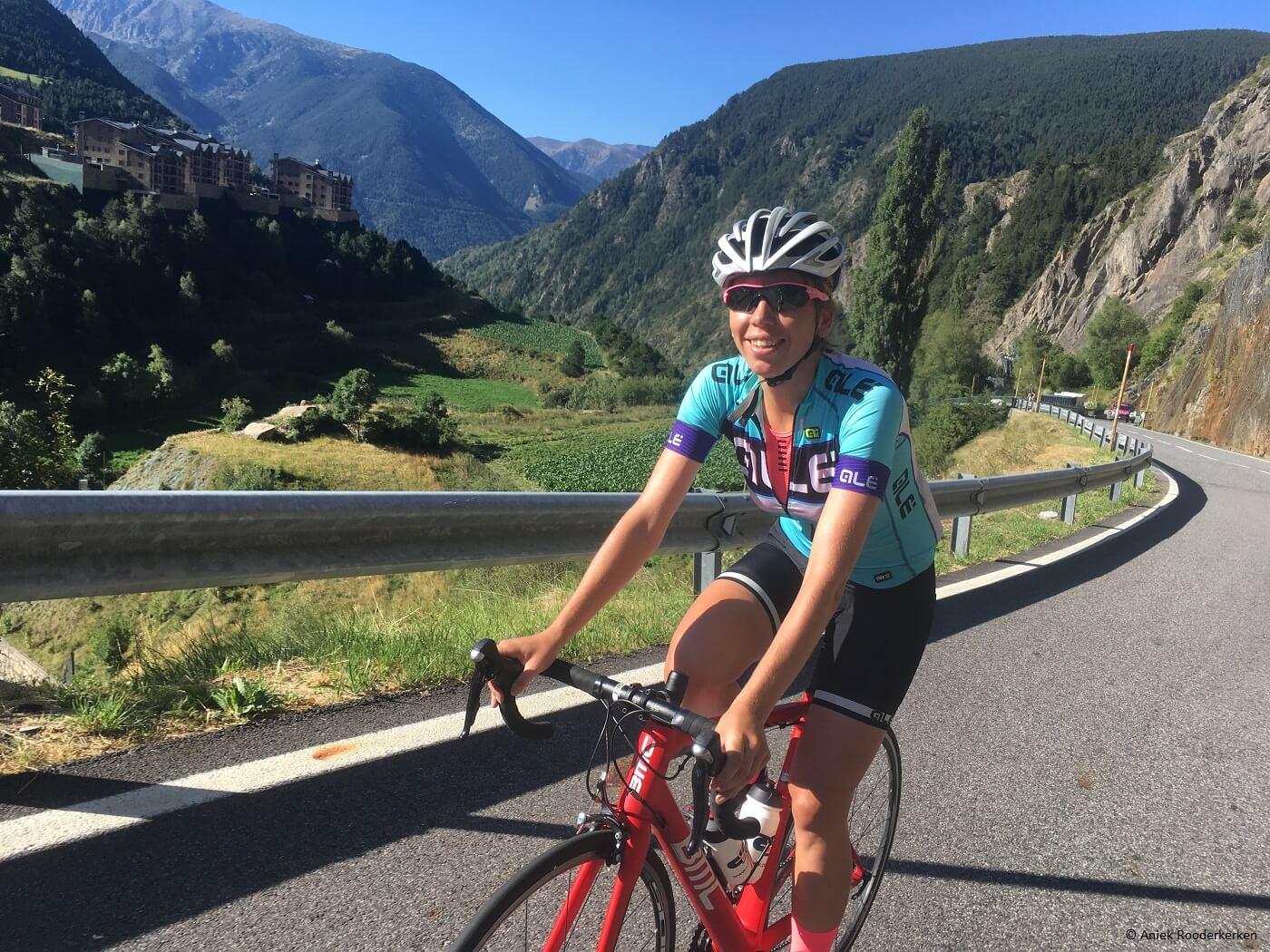 Een goed bewaard fietsgeheim: wielrennen in Andorra
